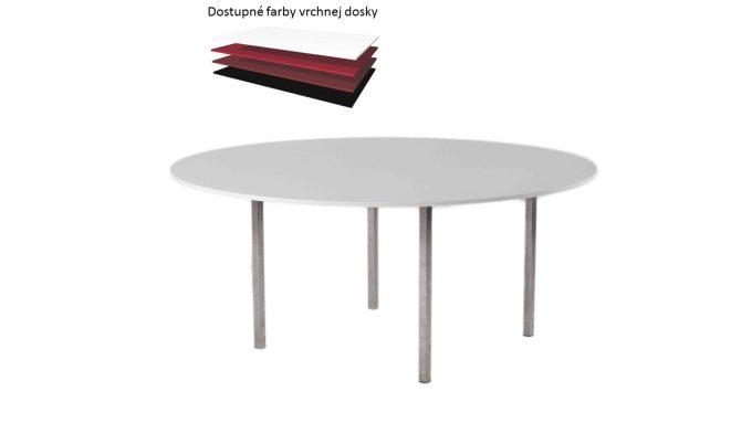 Kruhový stôl pre 4 - 6 osôb