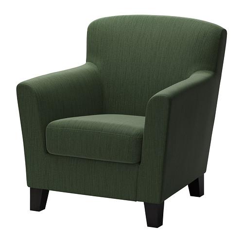 Kreslo, zelené