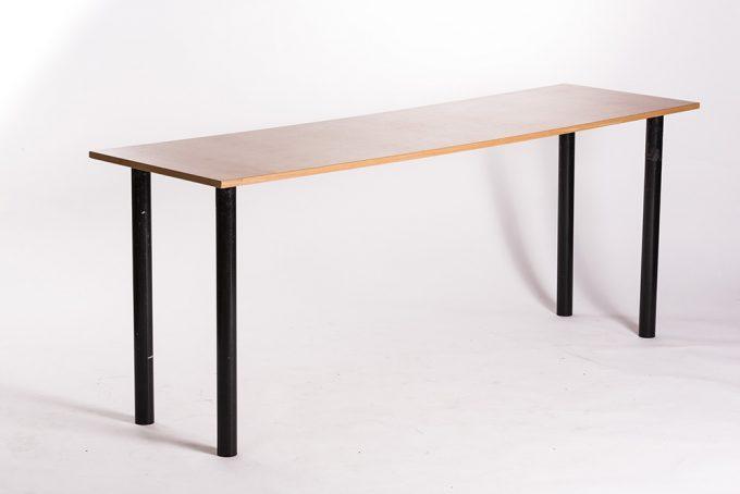 Konferenčný stôl 180 x 50 cm