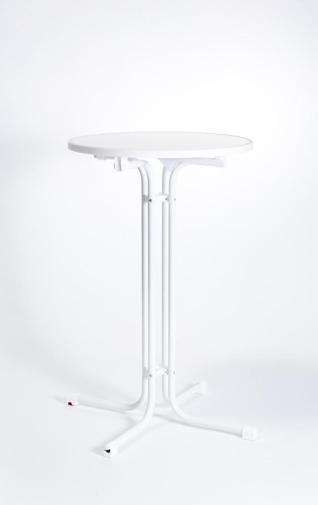 Stand by stôl, bez obrusu
