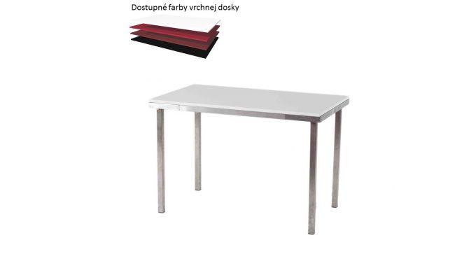 Obdlžníkový stôl, rozmer 110 x 65 cm