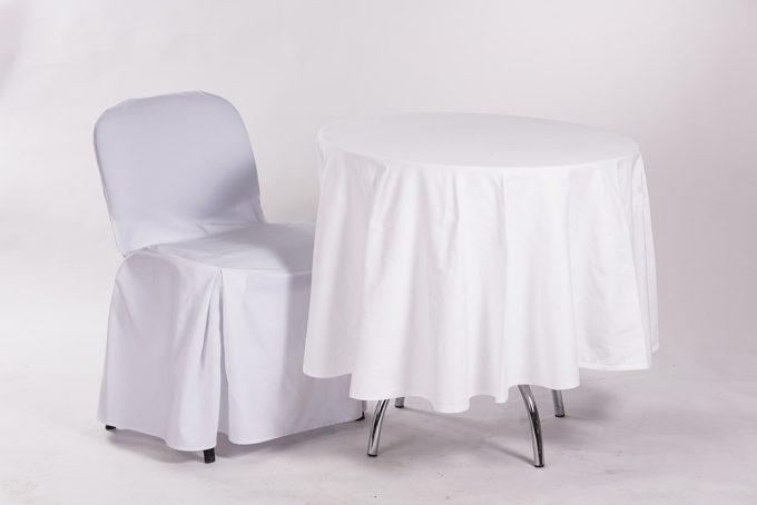 Kaviarenské sedenie, biele prevedenie