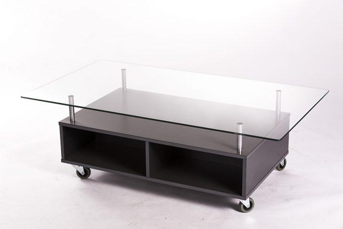 Konferenčný stôl na kolieskach
