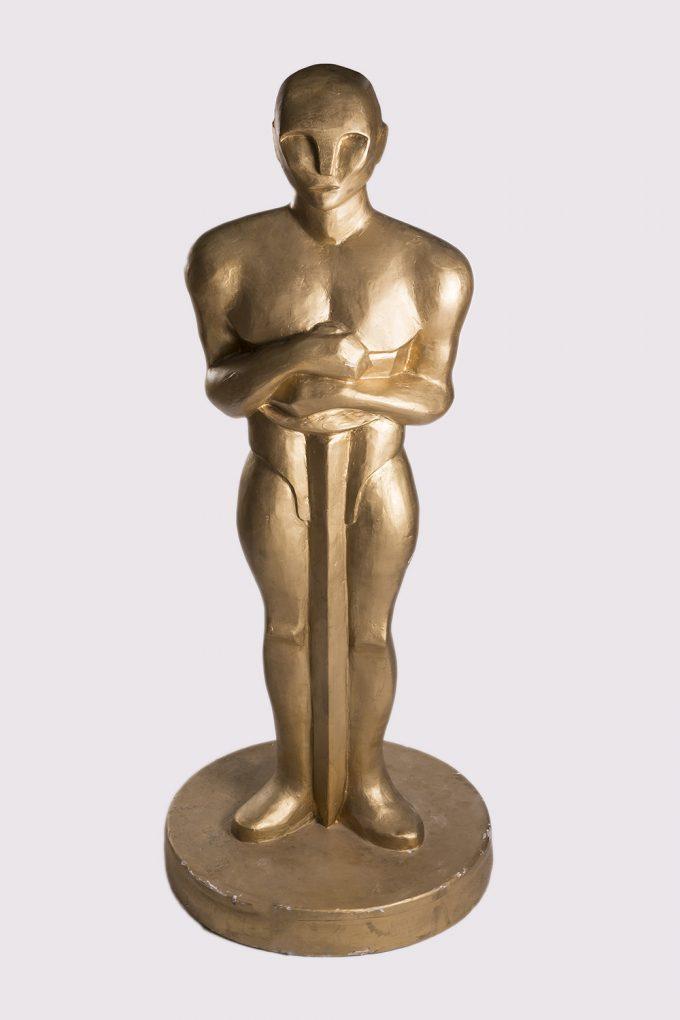 Oscar v životnej veľkosti