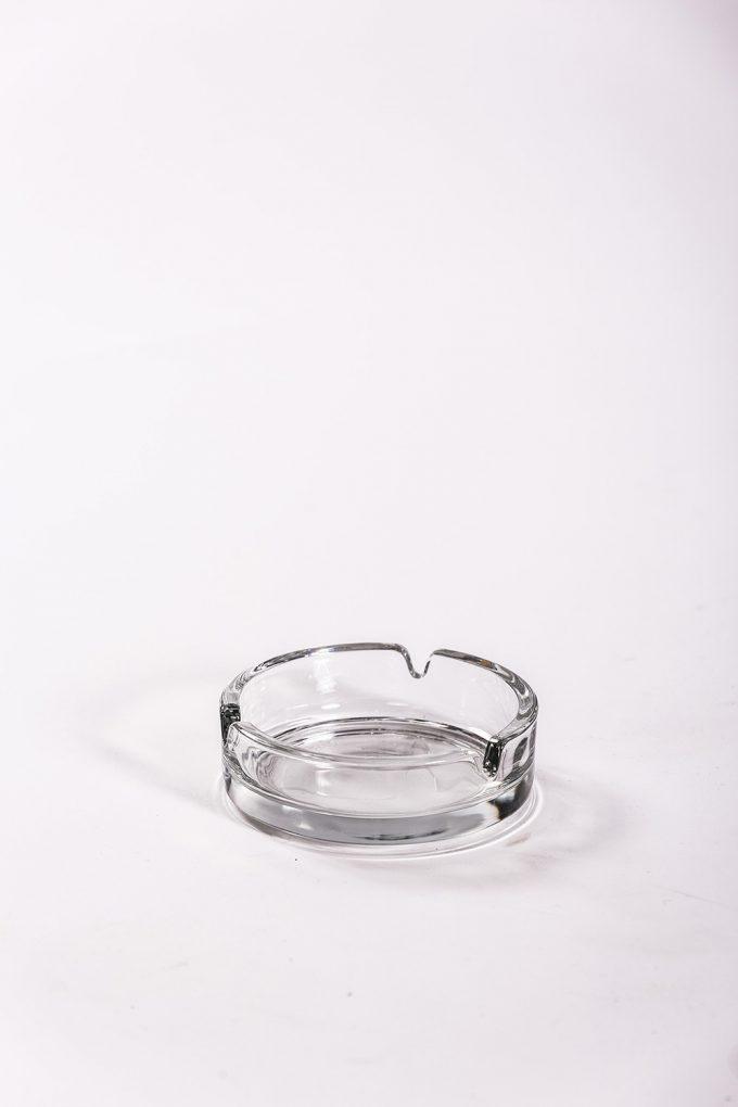 Popolník, sklenený